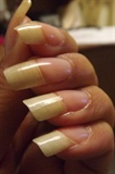 bare Nacked nails, NATURAL nails