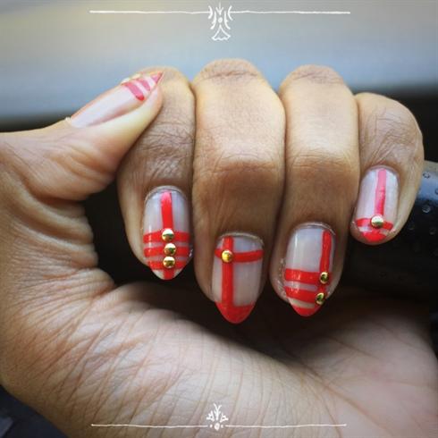 Stiletto Nail Art