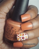 autumn nails by tianayvétte