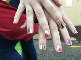Young Girls Nail