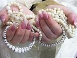 Aunt Margarets pearls