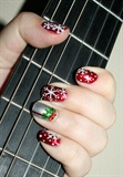 Chrismas Day Nails