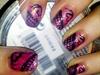 Velentines Day Nails
