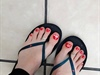 my red toes!