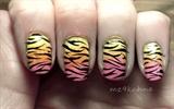 Zebra Gradient
