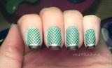 Teal Pattern