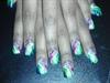 Leona's B-Day Nails