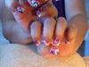 Gel Polish Back 2school Nails