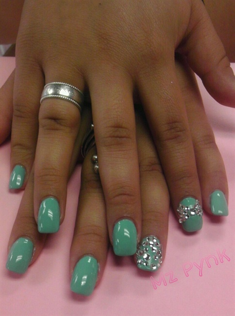 Tiffany co nail art gallery prinsesfo Images
