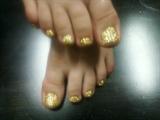 Gold Rockstar