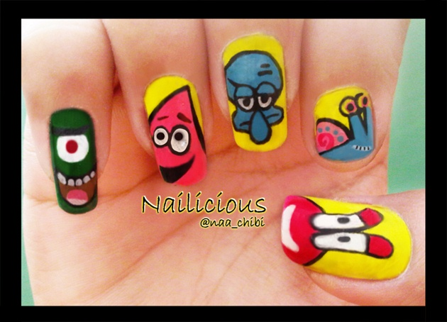 Spongebob 39 S Friends