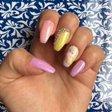 Marmide Effect Nails