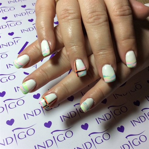 Gel Extension Nails