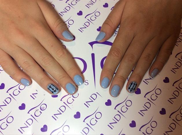 #polish#on#natural#nails