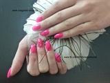Pink Almond