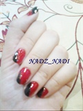 Trendy Red n Black