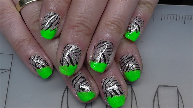 Radioaktive like zebra