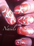 Fox-y Nails 😉