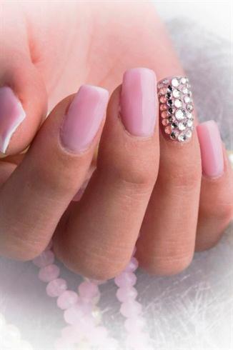 akryl pulver negle