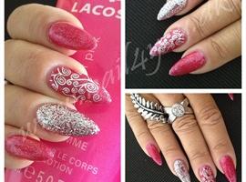 nail art: Negle tipper