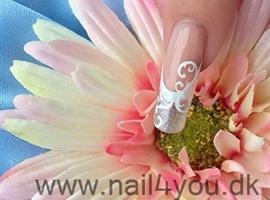 Negle sticker - Nail Art Sticker