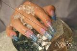nail art - akryl negle