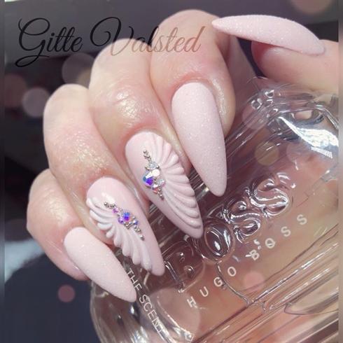 3D Nail Art - Nail Art Gallery