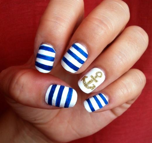 Anchor Nails 👌🏼💅🏽💅🏽