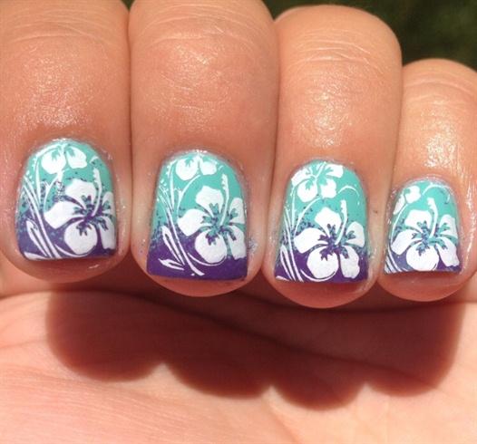 Hawaii Nails!