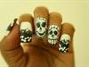 Halloween Nails/ Skull Nails