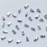 AB wing back Swarovski crystals