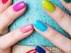 Color Rainbow Nails