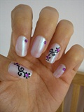 Henna inspired Nails