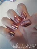 Glitter Nails <3