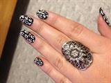 Cheetah/ Leopard Nails