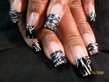 Midnight Stripes