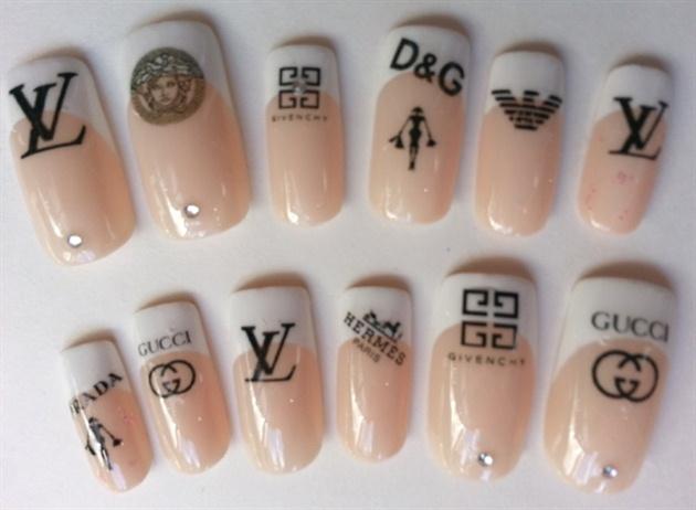 Designer Nails -False Set