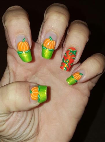 Pumpkin Vine 🎃