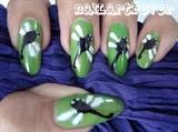 Dragonfly nails !
