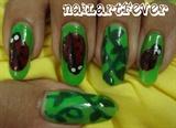 Ladybird nails !