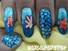 Under the sea nails !
