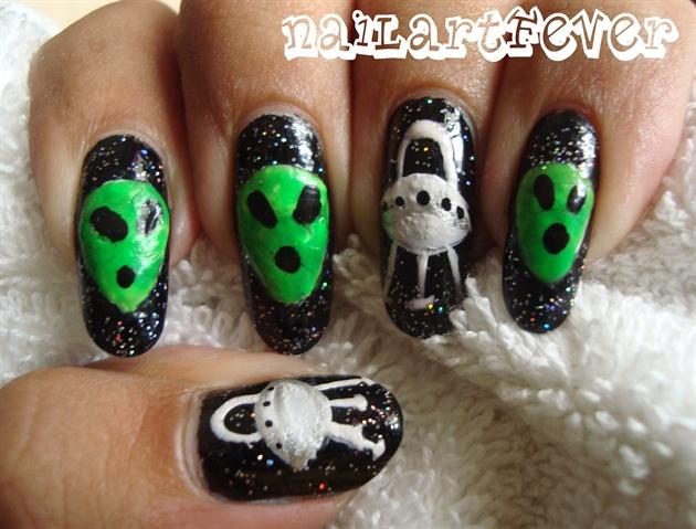Alien nails !