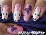 Bunny nails !