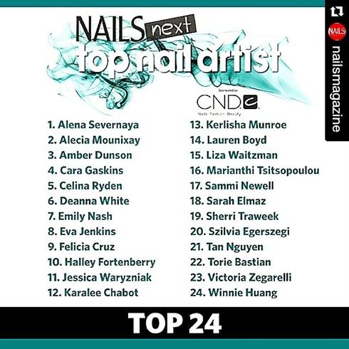 Nails NTNA 2015