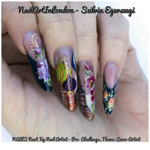 NAILS Next Top Nail Artist Pre-Challenge