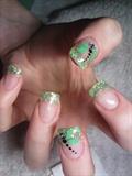 Green dragonfly 2