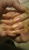My Natural long Nails