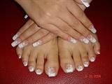 Long Acrylic Nails & Toes