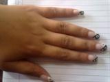 Tip nail art