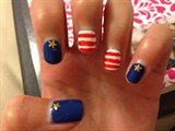 Civil War Union Nails